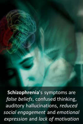 What is Schizophrenia - back