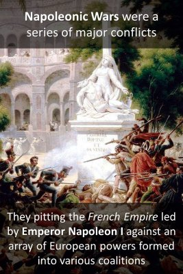 What is Napoleonic Wars micro-learning cards
