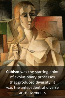 The impact of Cubism - back