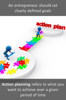 Action planning micro courses