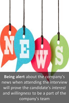 Company's news - back