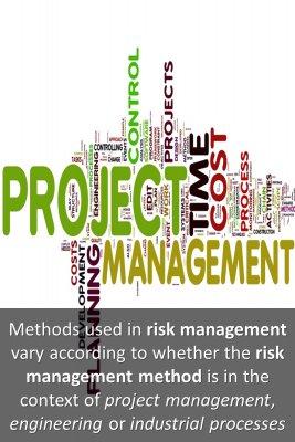 Risk management standards - back