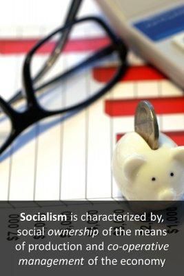 Socialism Definition - back