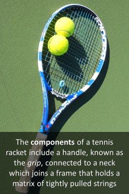 Racket 1/2 - back