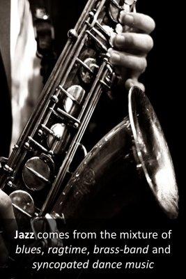 Jazz styles - back