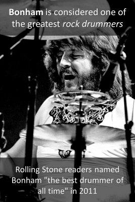 John Bonham - back