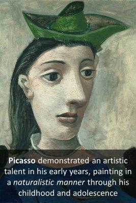 About Picasso 2/2 - back