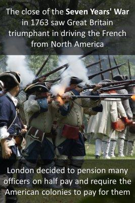 Seven Years' War bite sized information