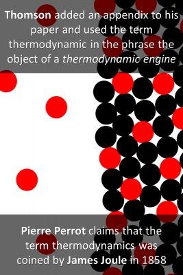 Etymology of Thermodynamics - back