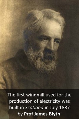 The first windmill knowledge cards