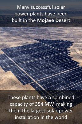 Solar energy - back