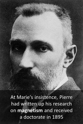 Pierre Curie - back