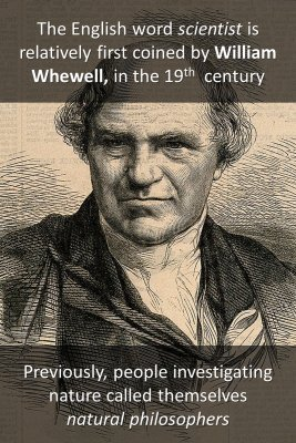 William Whewell - back