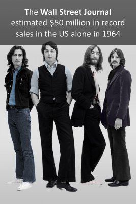 The Beatles - back