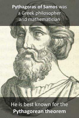 Pythagoras - front