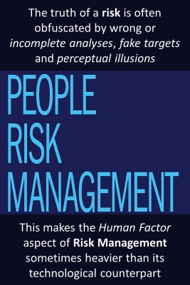 Human factor in Risk management micro courses