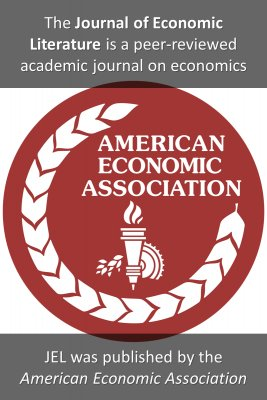Journal of Economic Literature - front