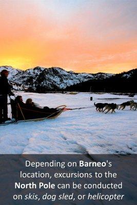 Barneo Base - back