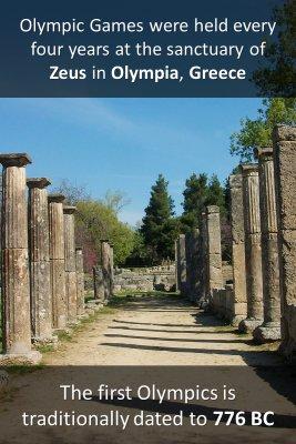 Ancient Olympics - back