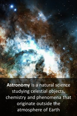 What is astronomy micro-learning cards