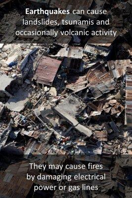 Earthquake - back