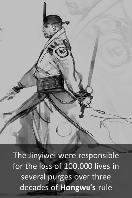 Reign of Hongwu - back