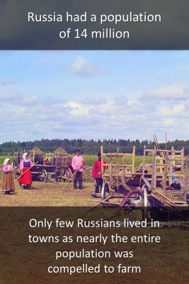 History of Russia - back