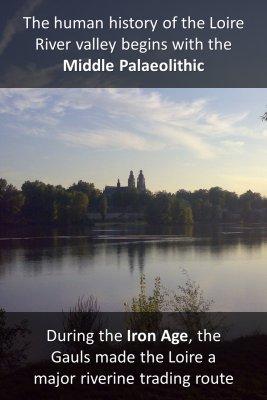 Loire river - back