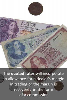 Quoted rates - front