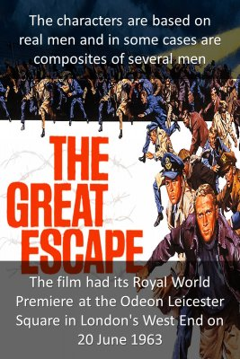 The Great Escape - back