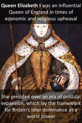 Queen Elizabeth I micro courses