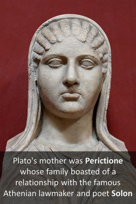 Plato's Early Life 3/3 - back