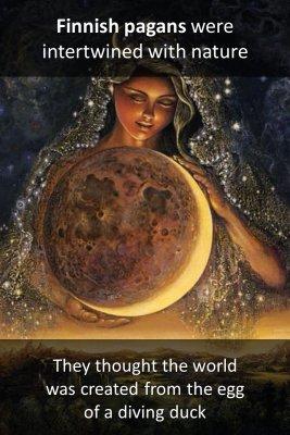 Finnish paganism - back