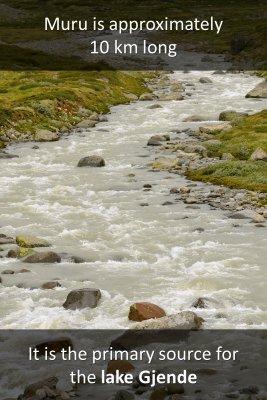 Muru river - back