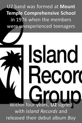 Island Records - back