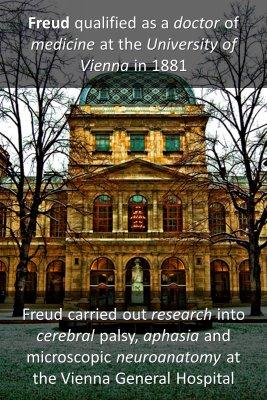 Sigmund Freud 2/2 bite sized information