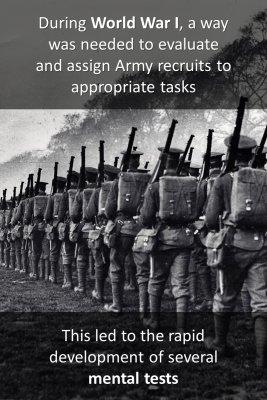 World War I knowledge cards