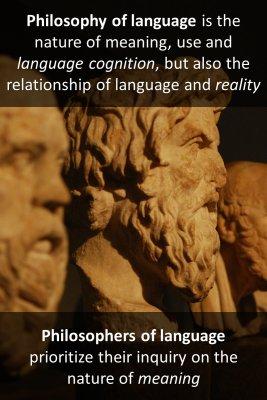 Philosophy of language micro courses