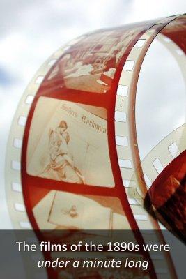 History of film - back