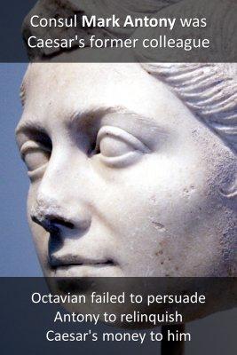 Mark Antony knowledge cards