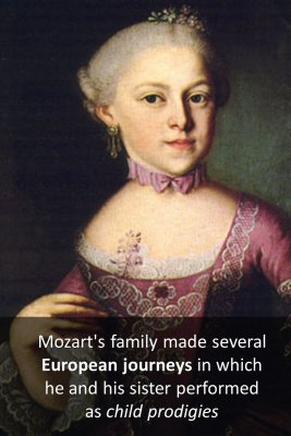 Mozart Family Tours 1/3 - front