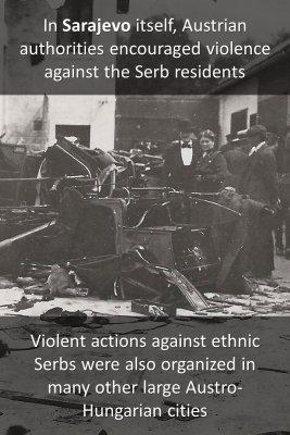 Anti-Serb riots of Sarajevo knowledge cards