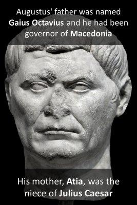 Augustus - back