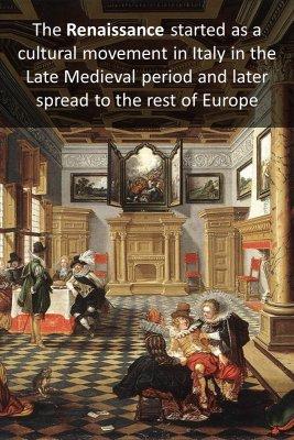 The Renaissance - back