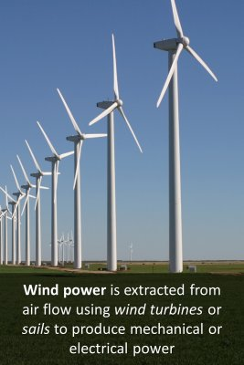 Wind power micro courses