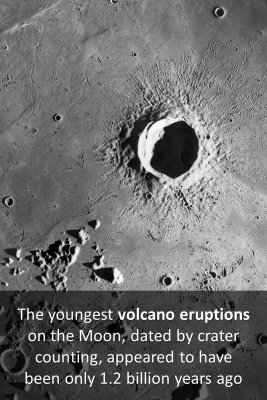 Volcanic features - back
