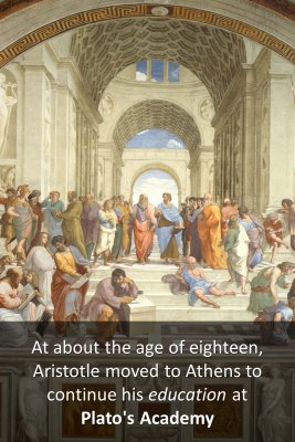 Aristotle - back