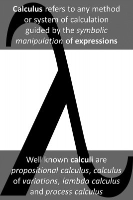 Where calculus refers knowledge cards