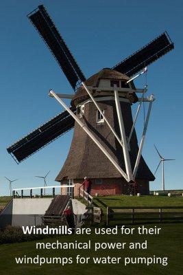 Wind power - back
