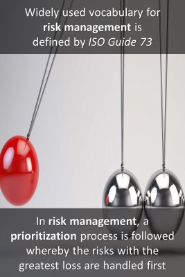 Prioritization in Risk management knowledge cards
